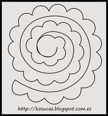 moldes de rosas para imprimir para fundas para celular flores de eva 40 ideias e passo a passo para voc 234