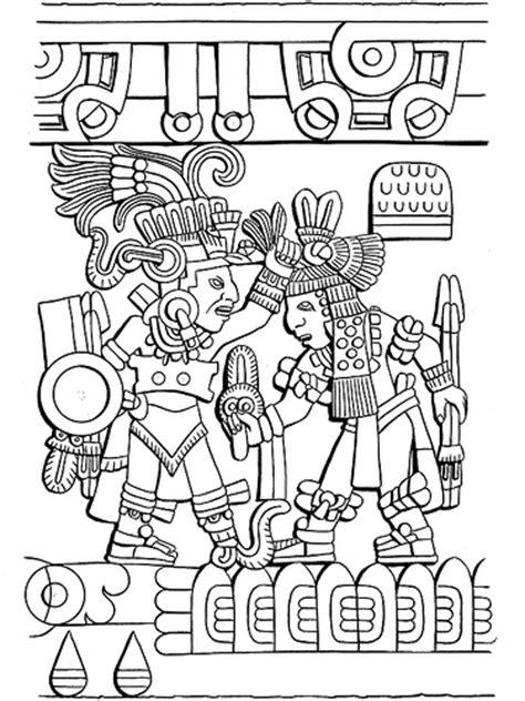 coloring pages aztec designs aztec design coloring pages
