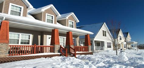 Housing Mn by After Cold Winter Cities Housing Market Begins