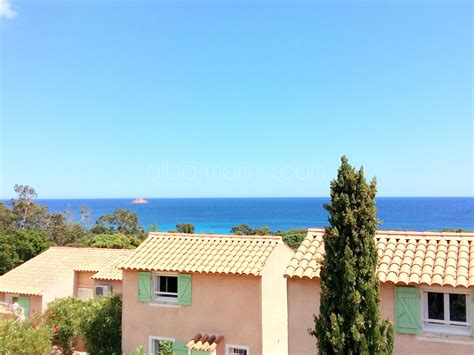 porto vecchio residence location corse du sud bord de mer maison de vacances