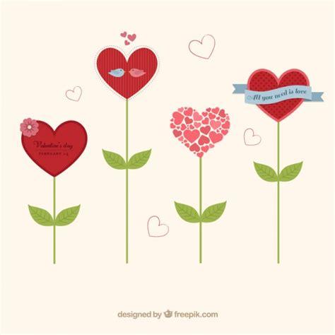 rosa con forma de coraz 243 n para colorear corazones violetas y rosas imagui flores en forma de coraz