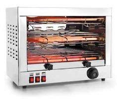 tostadora horizontal o vertical maquina cortadora de tomates y verduras lacor 60519