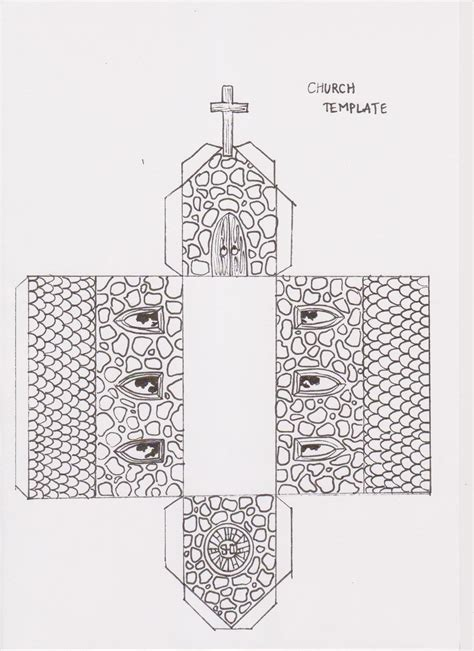 template church holy week build a church catholic mums