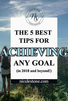 7 Efficient Tactics To Fulfill Your Goals by 174 Best Goals Goal Setting Images On Goal