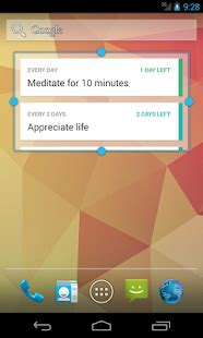Pledge Make New Habits Android Habitflow Habit Tracker Android Apps On Play
