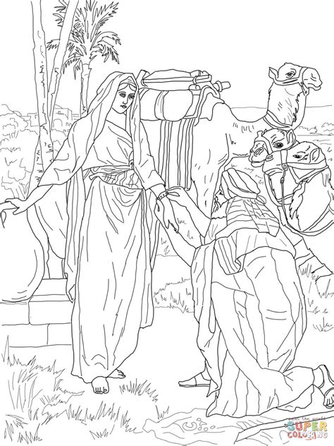 coloring pages moses killing egyptian moses and zipporah coloring page free printable coloring