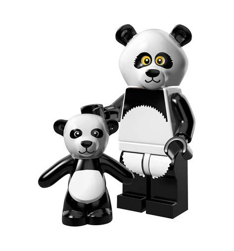 New Arrival Panda Lego Minifigures The Series No 12 Jdt00 panda brickipedia fandom powered by wikia
