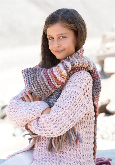 tweed color grossa sjaal degrad 233 tweed color filati