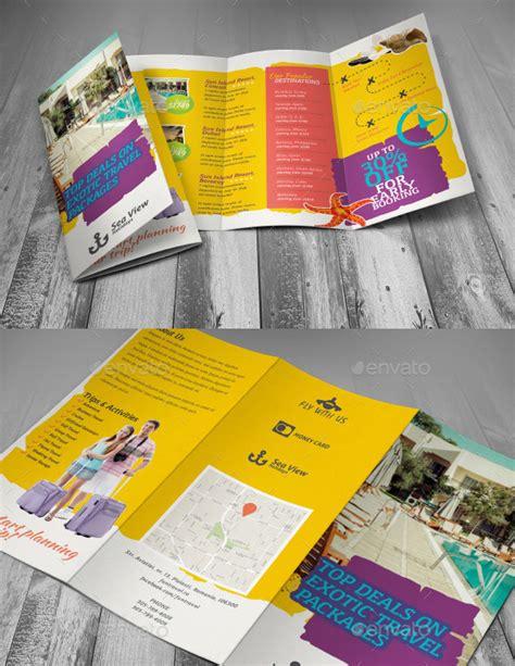 tourism tri fold brochure volume 2 tri fold brochure tri fold