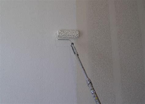 Calcimine Ceiling Repair - interior paint prep