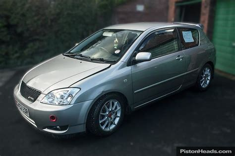 Toyota Corolla T Sport 2002 Used Toyota Corolla Cars For Sale With Pistonheads