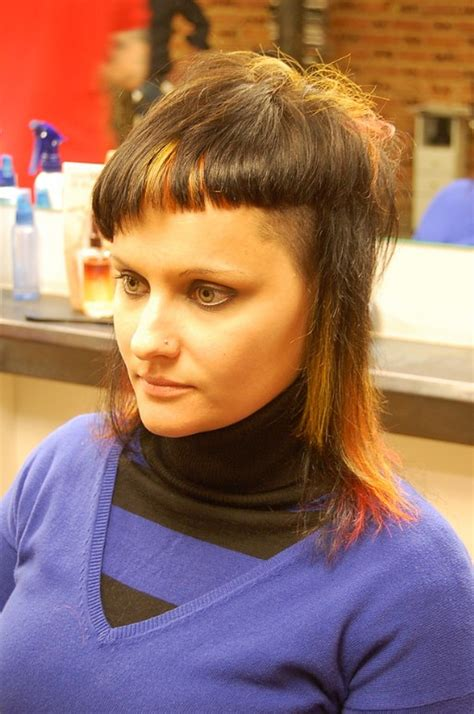 hairstyles that go past the shoulders flames a fabulously head turning cut color hairstyles