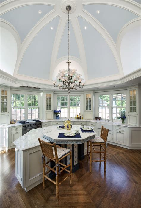 Kitchen Dome Ceiling Lighting by Choosing Types Of Ceilings Is An Important Design Decision