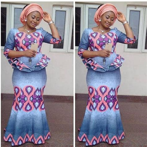 Skirt And Blouse Ankara 2017 by Skirt And Blouse Ankara Styles 2017 Embellishing Styles