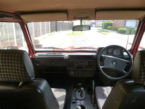 for sale mercedes 280ge g wagon 1983 4x4 cars