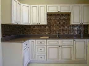 Tin Tiles For Backsplash In Kitchen by Kitchen Tips On Build A Tin Kitchen Backsplash Faux Tin
