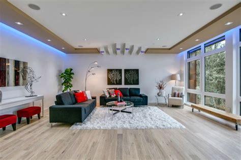 living room led lighting modern living room seattle