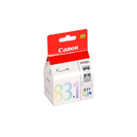 Canon Cl 831 Ink Cartridge canon cl 831 col