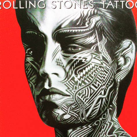 rolling stones tattoo you mp3 lp the rolling stones tattoo you gramofonov 233 desky z