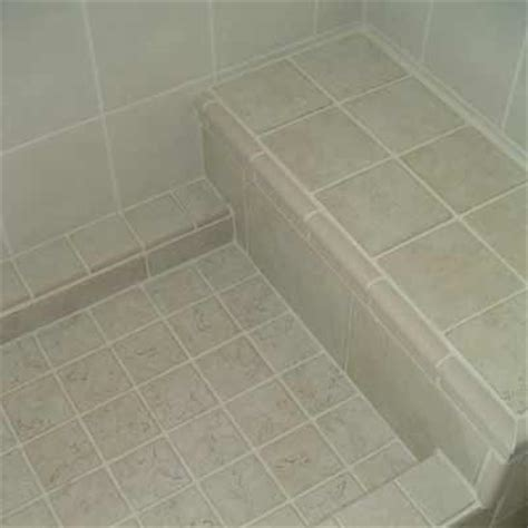 tile shower bench tile bathroom wildwood nj oak and stone flooring