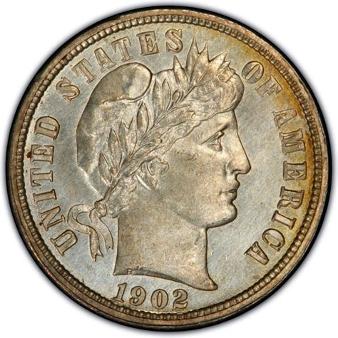 1902 barber dime values and prices past sales coinvalues com