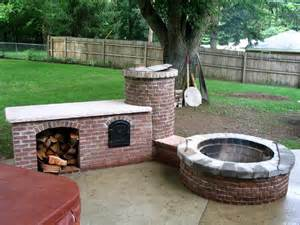 Fire Pit And Grill Combination - smokehouse seven trees farm