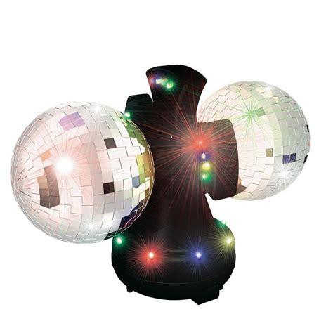 discokugel beleuchtung led discokugel set mit motor mit led beleuchtung 16 cm 71