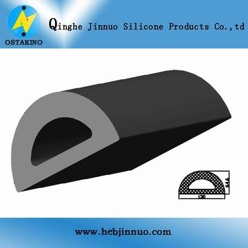 model boat rubber fenders china d type rubber fender for boat jn rs078 china