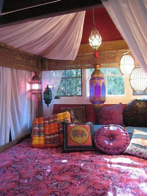 Bohemian boho bedroom ideas cute and unique boho bedroom