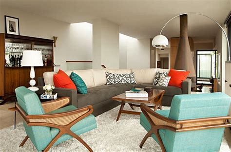 what is your home decor style decorating homes in retro style