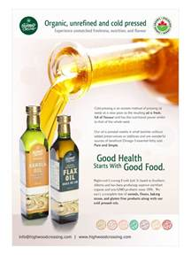 Product Sell Sheet Design by Entry 21 By Pris For Design A Sell Sheet Organic Food