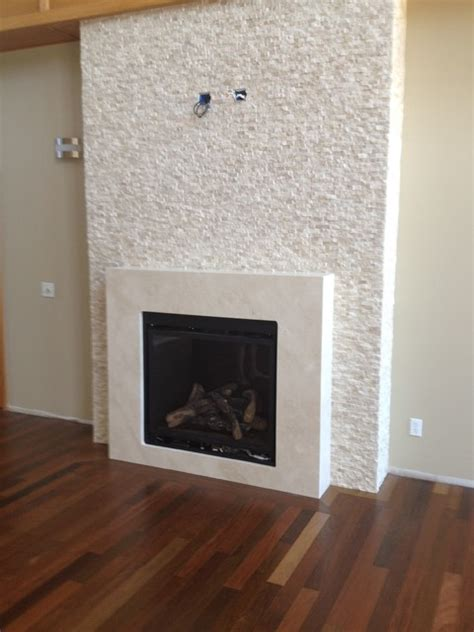 Fireplace Surround Materials by Crema Marfil Fireplace Surround Living