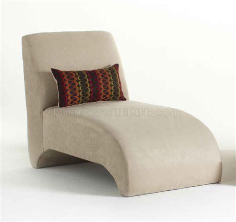 microfiber chaise microfiber fabric modern elegant chaise lounger