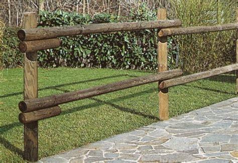 palizzate in legno per giardino recinzioni in legno fioriere in legno staccionate in legno