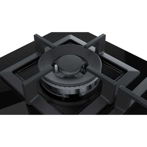 piano cottura cristallo nero piano cottura bosch pph6a6b20 cristallo nero 60 cm fab