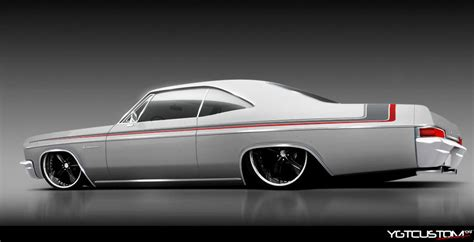 64 impala white 66 impala white by ygt design on deviantart