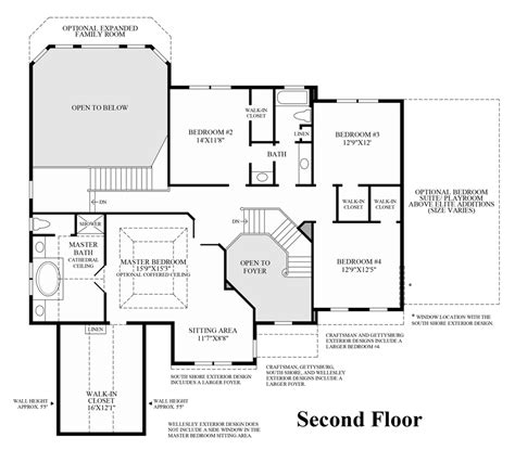 pointe homes floor plans new castle de new homes for sale high pointe at st