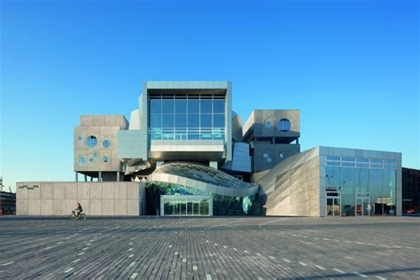 house of music aalborg house of music ii coop himmelb l au
