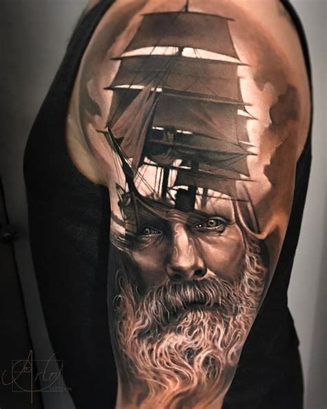 photo realistic tattoo realistic portrait inkstylemag
