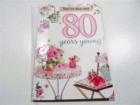Handmade 80th Birthday Card Ideas - 17 best ideas about 80th birthday cards on