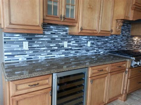 install a mosaic tile backsplash sheets house photos