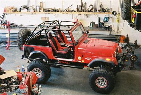 Jeep Roll Cage Genright Jeep Roll Cage Kits For Tj Lj Yj Jk Cj Roll