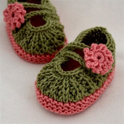 knitting booties for babies patterns free baby booties by oasidellamaglia knitting pattern