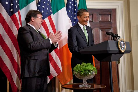 president barack obama biography wikipedia about brian cowen 187 gaelic football player diplomat