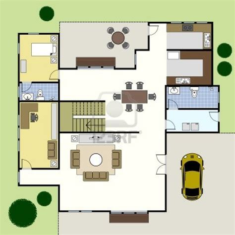 simple house floor plan design simple house floor plans 3d