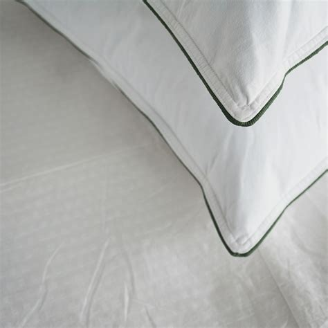 Feather And Pillow by Feather Pillow Insert Firm Czarre Linens