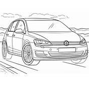 Kolorowanki Volkswagen Do Druku Dla Dzieci I Dorosłych