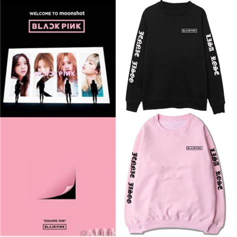 sweater cewe blackpink kpop blackpink square two stay sweatershirt sweater