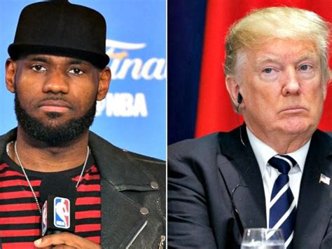 how many houses does lebron james have lebron james slams donald trump going to white house was a great honor until you