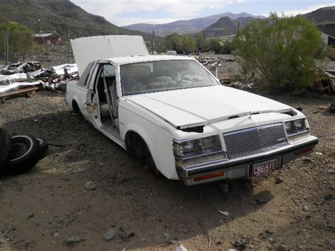 buick regal parts are parts for a buick grand national to find and